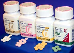 Pictures of OxyContin